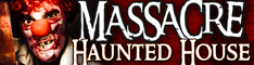 Massacre Haunted House Small Ad