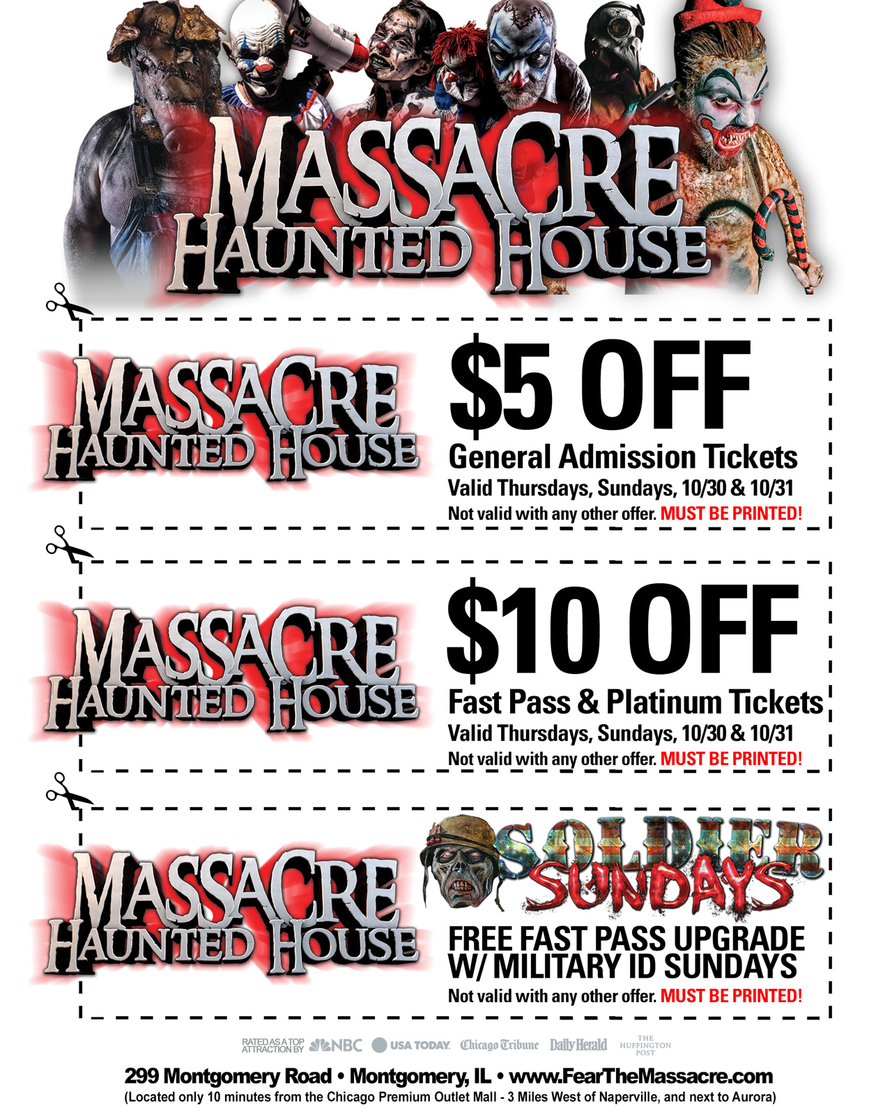 Blackout haunted house 2017 tickets house plan 2017 for 13th floor haunted house discount tickets
